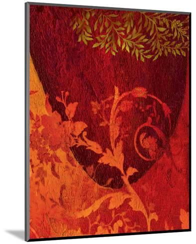 Georgia Cochineal I-Michael Timmons-Mounted Art Print