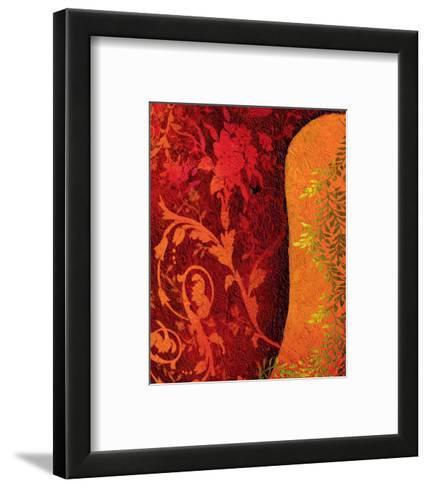 Georgia Cochineal II-Michael Timmons-Framed Art Print