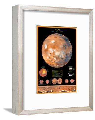 Mars--Framed Art Print