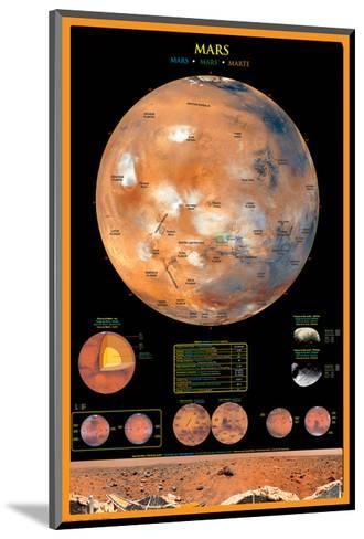 Mars--Mounted Art Print