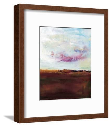 Adam's Island Juniper-Collin Lafayette-Framed Art Print