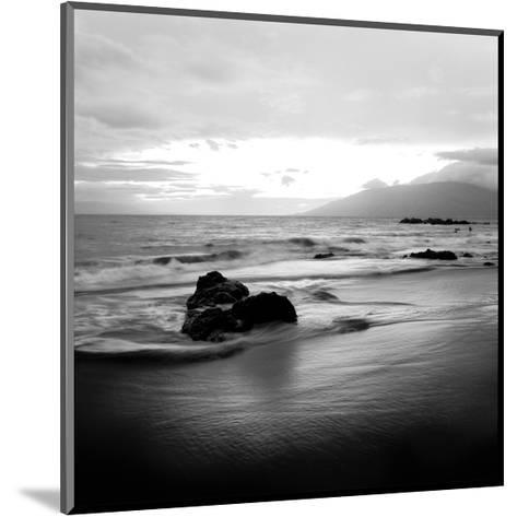 Coastal Rocks in Hawaii-Shane Settle-Mounted Art Print