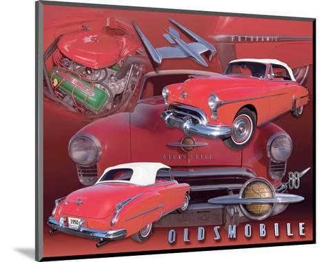 1950 Olds--Mounted Art Print
