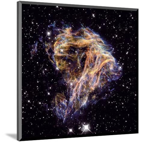 NASA - N 49 Celestial Fireworks--Mounted Art Print