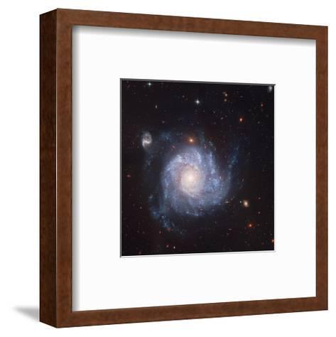 NASA - NGC 1309--Framed Art Print