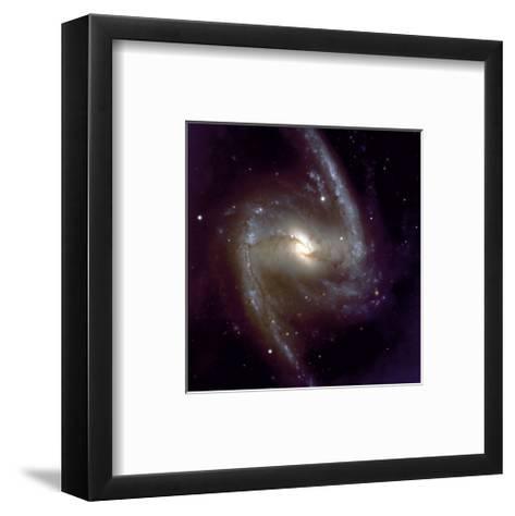 NASA - NGC 1365--Framed Art Print
