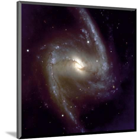 NASA - NGC 1365--Mounted Art Print