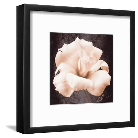 Lisianthus-Christine Zalewski-Framed Art Print