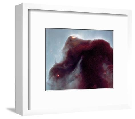 NASA - The Horsehead Nebula--Framed Art Print
