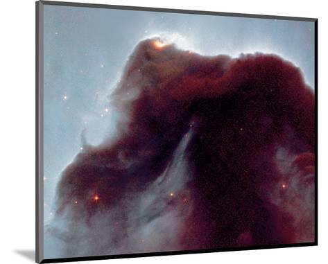 NASA - The Horsehead Nebula--Mounted Art Print