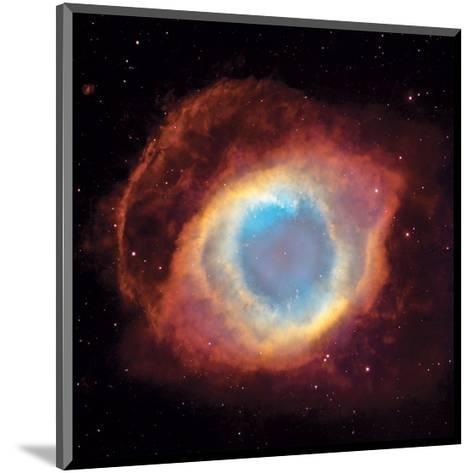 NASA - The Helix Nebula--Mounted Art Print