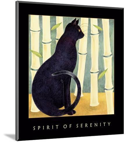 Spirit Of Serenity 1-Sybil Shane-Mounted Art Print