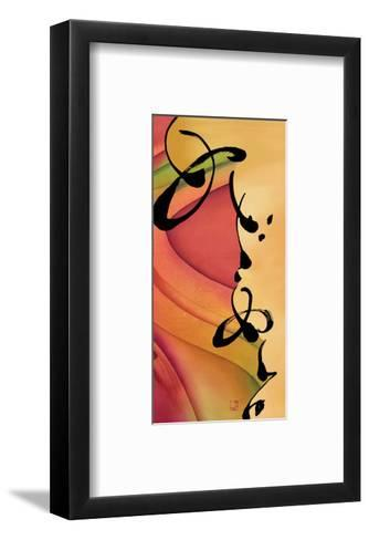 Awaken The Senses II-Sybil Shane-Framed Art Print
