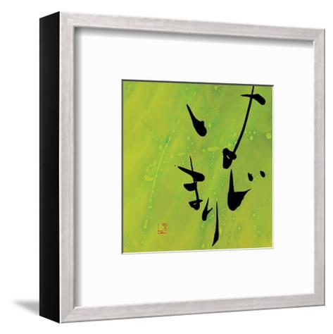 New Beginnings II-Sybil Shane-Framed Art Print
