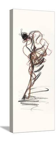 Catwalk Glamour IV-Lou Lacroix-Stretched Canvas Print