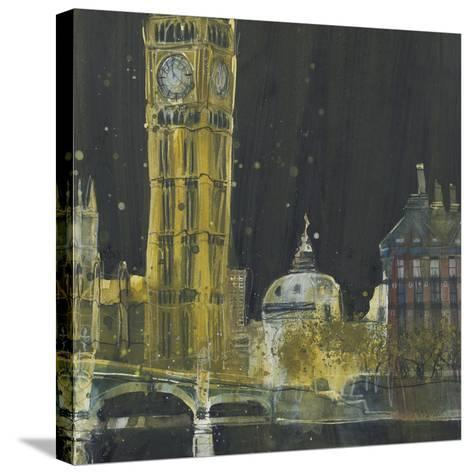From the River - London-Susan Brown-Stretched Canvas Print