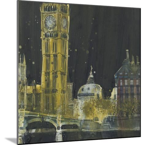 From the River - London-Susan Brown-Mounted Art Print