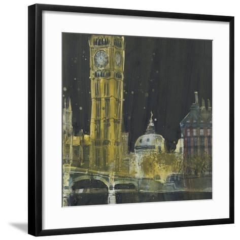 From the River - London-Susan Brown-Framed Art Print