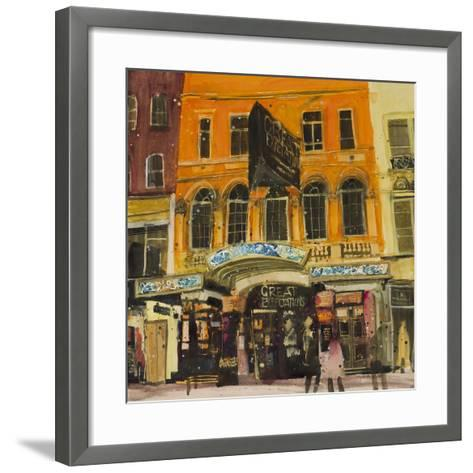 Vaudeville Theatre - London-Susan Brown-Framed Art Print
