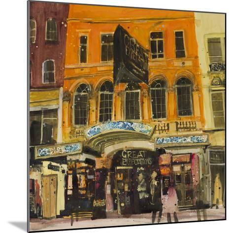 Vaudeville Theatre - London-Susan Brown-Mounted Art Print