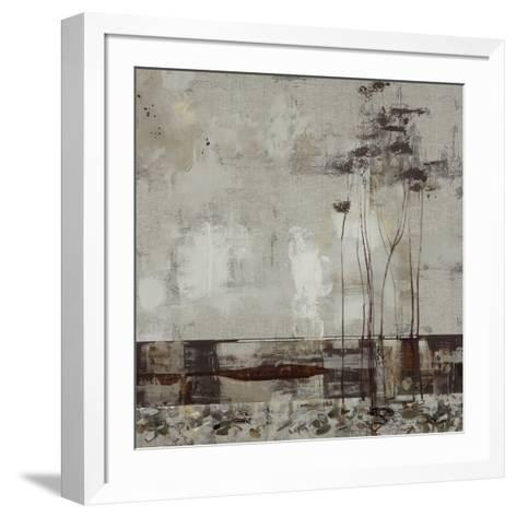 Bay II-Sabine Liva-Framed Art Print