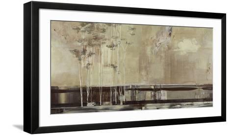 Cameo Cloud-Sabine Liva-Framed Art Print