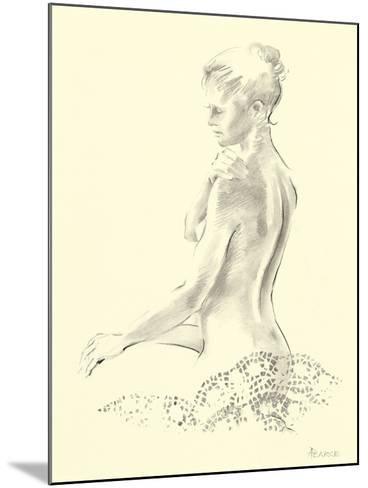 Narcisse II-Deborah Pearce-Mounted Giclee Print
