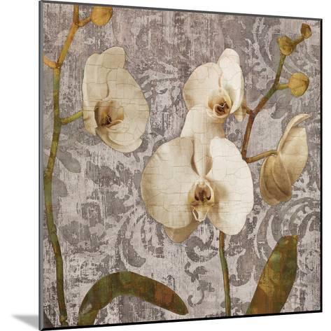 Damask Blooms II-Tania Bello-Mounted Giclee Print