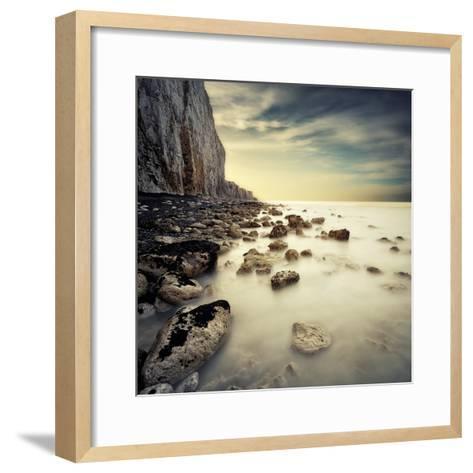 A Milky Sea-David Keochkerian-Framed Art Print