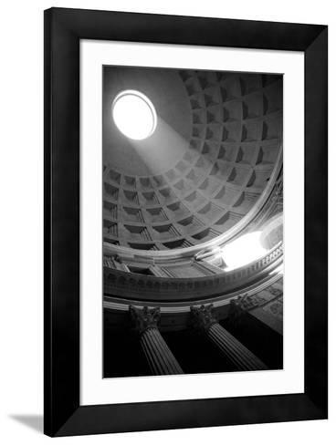 Light Shaft I-Adam Brock-Framed Art Print
