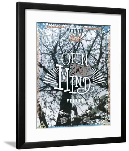 Open Your Mind-Joana Joubert-Framed Art Print