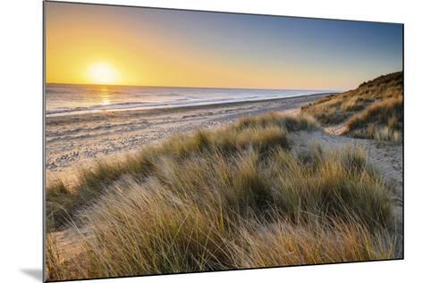 East Coast Sunrise-Steve Docwra-Mounted Giclee Print