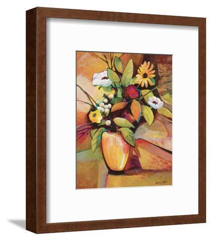 Vivid Still Life III-Warren Cullar-Framed Art Print