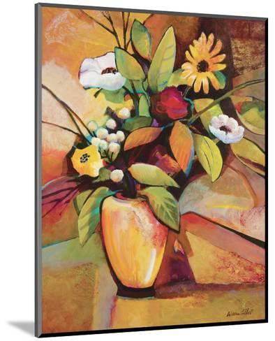 Vivid Still Life III-Warren Cullar-Mounted Art Print