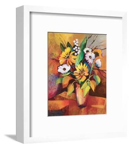 Vivid Still Life IV-Warren Cullar-Framed Art Print