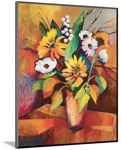 Vivid Still Life IV-Warren Cullar-Mounted Art Print