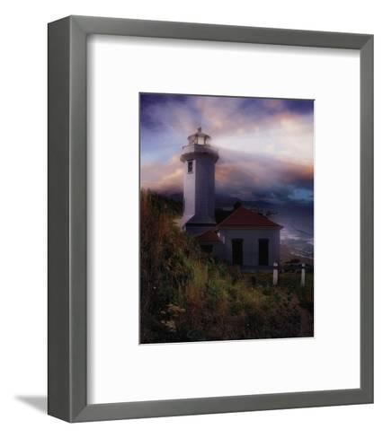 Midnight Hope II-Steve Hunziker-Framed Art Print