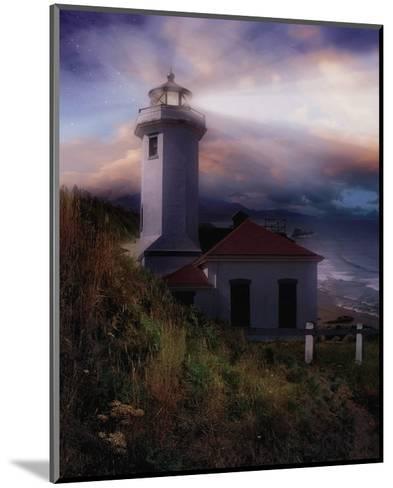 Midnight Hope II-Steve Hunziker-Mounted Art Print
