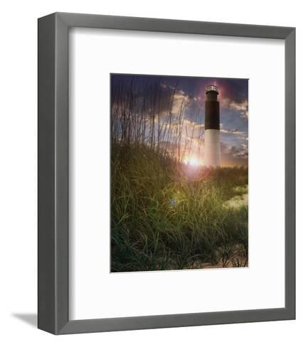 Oak Island II-Steve Hunziker-Framed Art Print