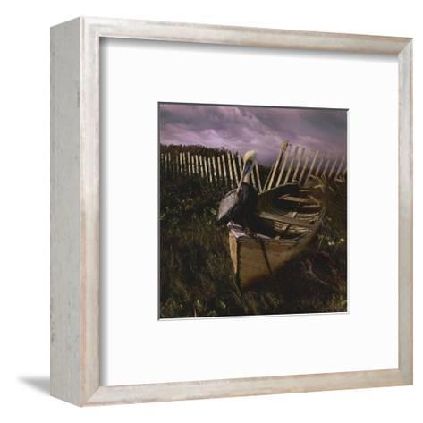Beached-Steve Hunziker-Framed Art Print