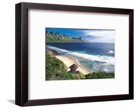 False Bay South Africa--Framed Art Print