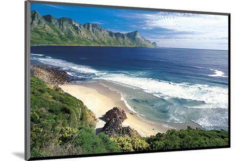 False Bay South Africa--Mounted Art Print