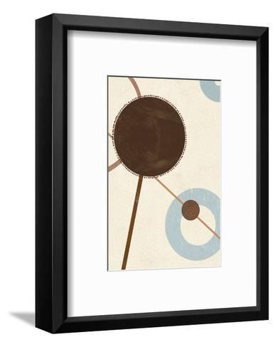 Sandy Improvisation No. 2-George Wassily-Framed Art Print