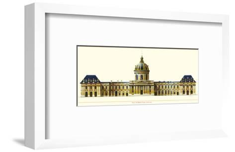 Paris, Institut de France-Libero Patrignani-Framed Art Print