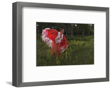 A Time to Dance-Steve Hunziker-Framed Art Print