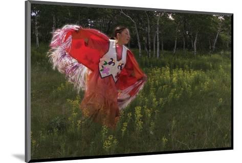 A Time to Dance-Steve Hunziker-Mounted Art Print