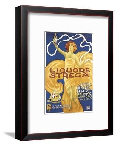 Liquore Strega-Alberto Chappuis-Framed Art Print