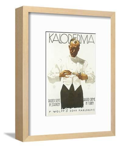Kaloderma--Framed Art Print
