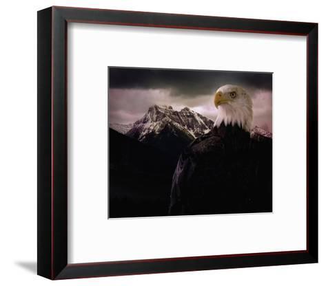 Eagle Mountain-Steve Hunziker-Framed Art Print
