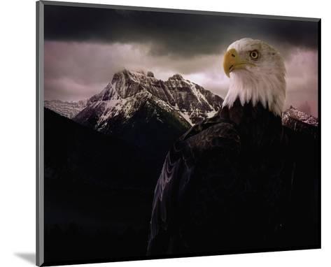 Eagle Mountain-Steve Hunziker-Mounted Art Print